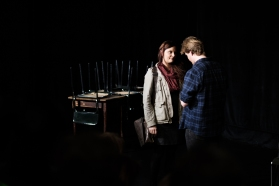 English Theater - J'n'R, a Play by Fiona Leonard
