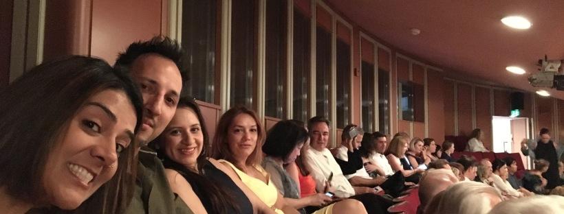 RhineBuzz at the Opera - Tosca