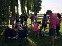 RhineBuzz Pink Picnic