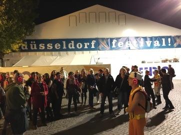 RhineBuzz at Düsseldorf Festival