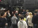 Backstage Tour of the Opera